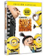 Gru 3. Mi villano favorito - DVD