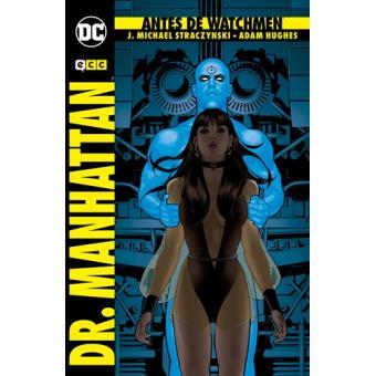 Antes de Watchmen: Dr. Manhattan (Segunda edición)