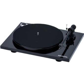 Tocadiscos Bluetooth Pro-Ject Essential III Negro