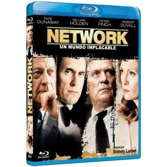 Network, un mundo implacable - Blu-Ray