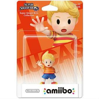 Figura Amiibo Super Smash Bros Lucas