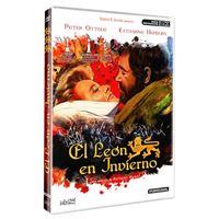 El león en invierno (1968) - DVD