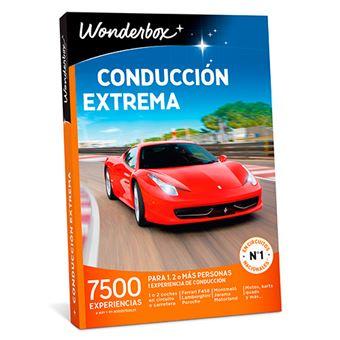 Caja Regalo Wonderbox - Conducción extrema