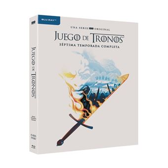 Juego de Tronos  Temporada 7  Ed. Limitada Blu-Ray