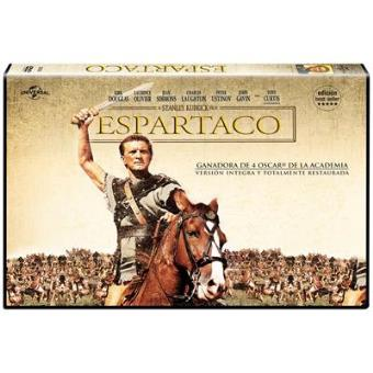 Espartaco - DVD Ed Horizontal