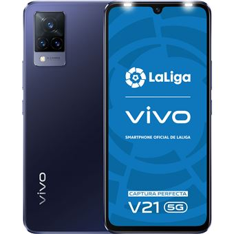 Vivo V21 5G 6,44'' 128GB Dusk Blue