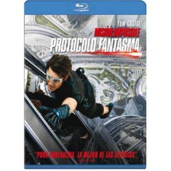 Misión imposible 4: Protocolo fantasma - Blu-Ray