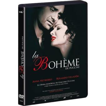 La bohème (V.O.S.) - DVD