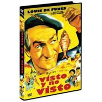 Visto y no visto - DVD