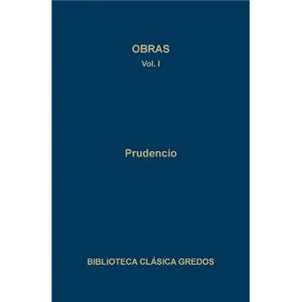 Obras - prudencio vol. 1