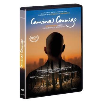 Camina conmigo - DVD