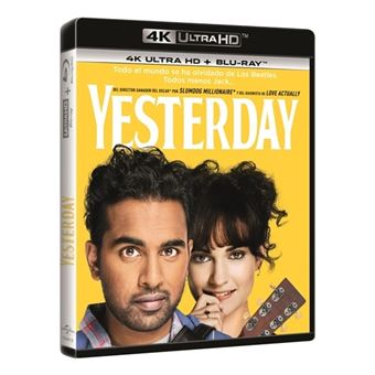 Yesterday - UHD + Blu-Ray
