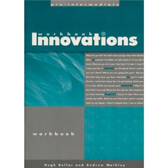 Innovations Pre-Intermediate - Workbook With Key