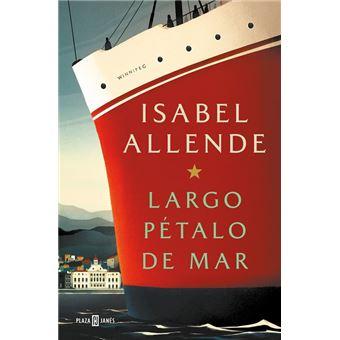 Largo Pétalo de Mar - Isabel Allende -5% en libros | FNAC