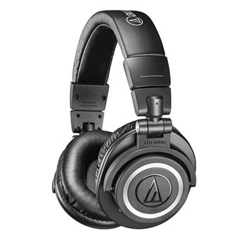 Auriculares Bluetooth Audio Technica ATH-M50XBT