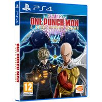 One Punch Man : A Hero Nobody Knows - PS4