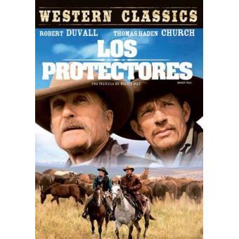 Los protectores - DVD