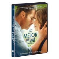 Lo mejor de mí - DVD