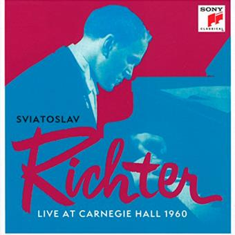 Sviatoslav: Richter Live at Carnegie Hall