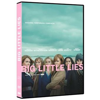 Big Little Lies Temporada 2 - DVD