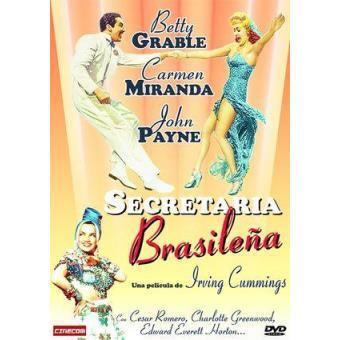 Secretaria brasileña - DVD