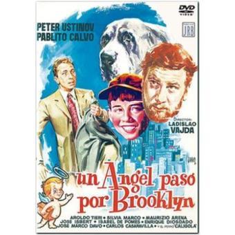 Un ángel pasó por Brookllyn - DVD