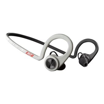Auriculares deportivos Plantronics BackBeat Fit II Bluetooth Gris