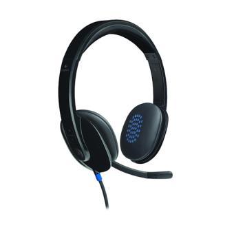 Auriculares Logitech USB Headset H540