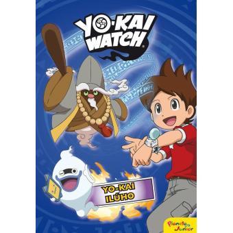 Yo-kai Watch. Yo-kai Ilúho