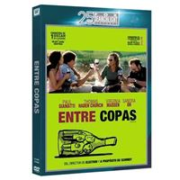 Entre copas  Ed 25 Aniversario Fox Searchlight - DVD