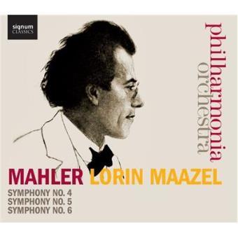 Mahler: Sinfonien 4-6
