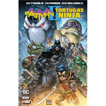 Batman/Tortugas Ninja II
