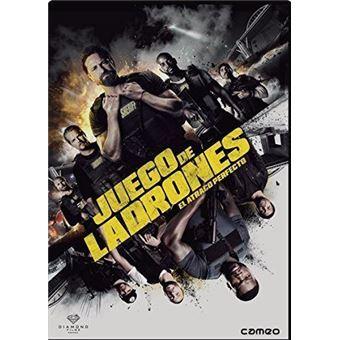 Juego de ladrones - El atraco perfecto - DVD