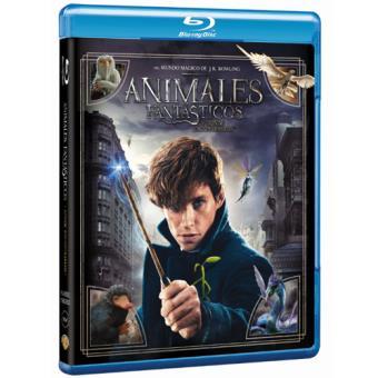 Animales fantásticos y dónde encontrarlos - Blu-Ray