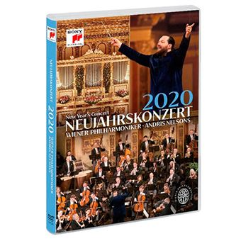 New Year's Concert 2020 - DVD