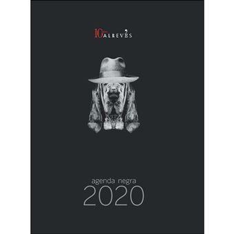 Agenda Alrevés 2020 negra