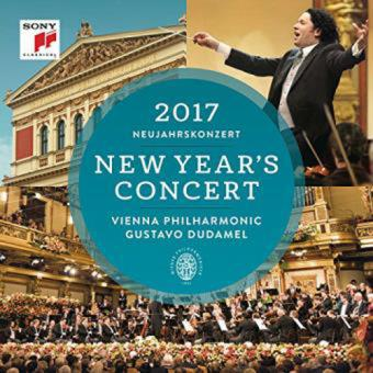 Concierto Año Nuevo 2017 (Formato DVD)