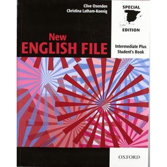 New English File Intermediate Plus: Student's Book