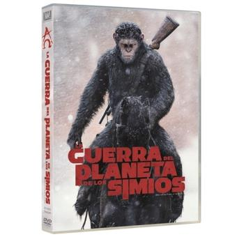 La guerra del planeta de los simios - DVD