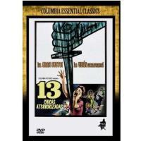 13 chicas aterrorizadas - DVD