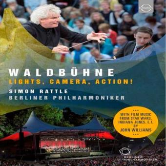 Waldbuhne: Lights, camera, action