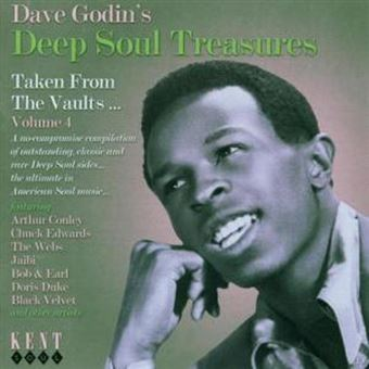 Dave Godins Deep Soul Treasures Vol 4
