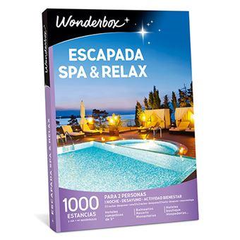 Caja regalo Wonderbox Escapada spa & relax
