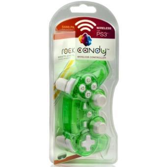 Mando PDP Wireless Rock Candy Verde PS3