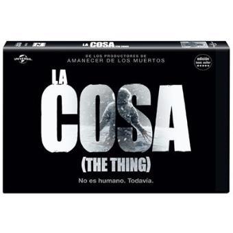 La cosa (2011) - DVD Ed Horizontal