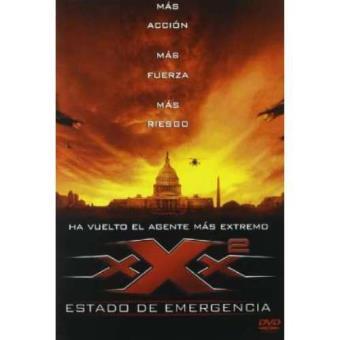 XXX 2: Estado de emergencia - DVD