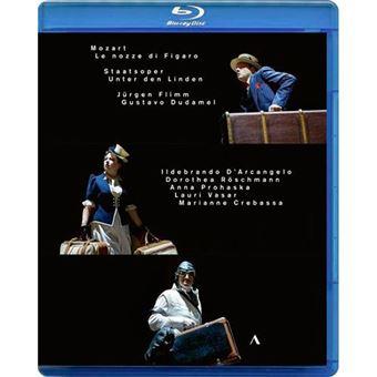 Mozart - Le Nozze di Figaro - Blu-Ray