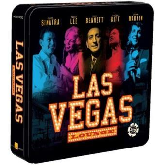 Las Vegas Lounge (Caja Metálica Ed. Limitada)