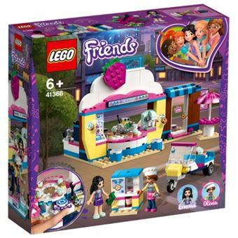 LEGO Friends 41366 Cafetería Cupcake de Olivia