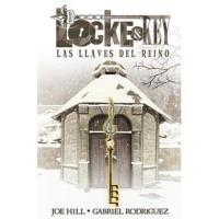 Locke & key 4. Las llaves del reino